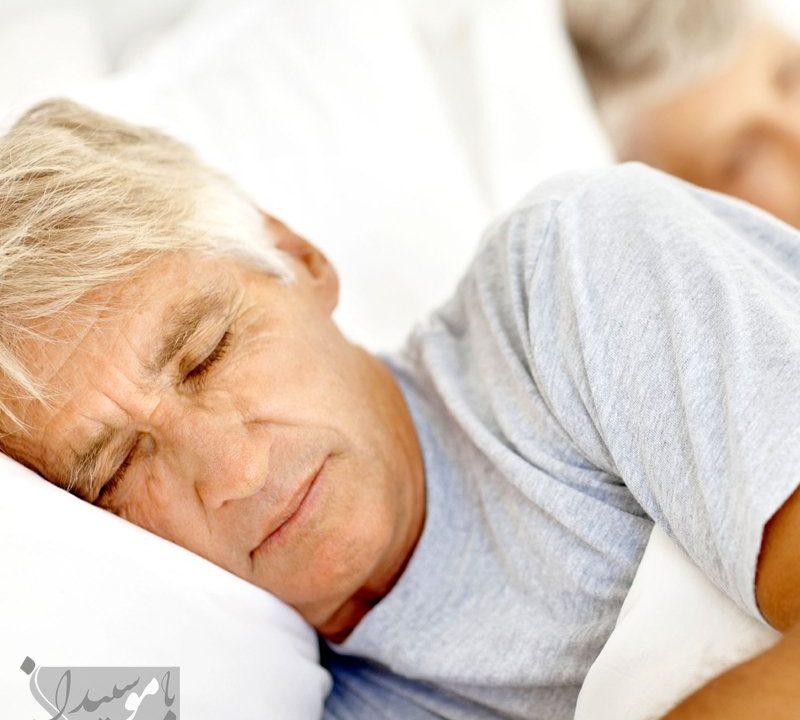 خواب در دوران سالمندی