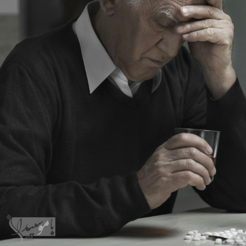 استرس در سالمند