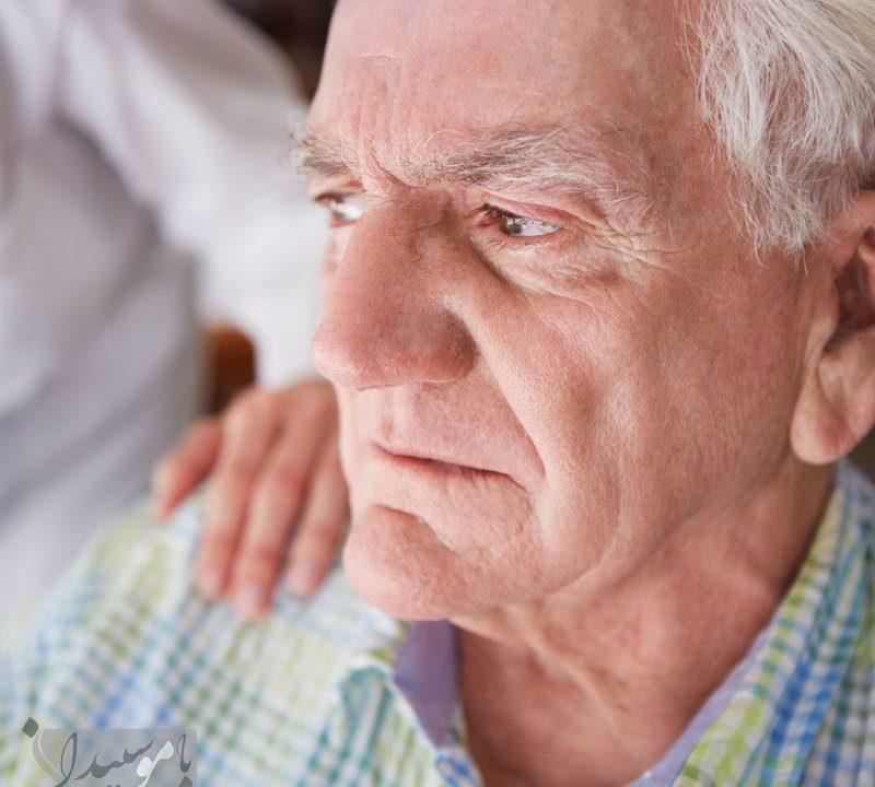 پرخاشگری در سالمندان