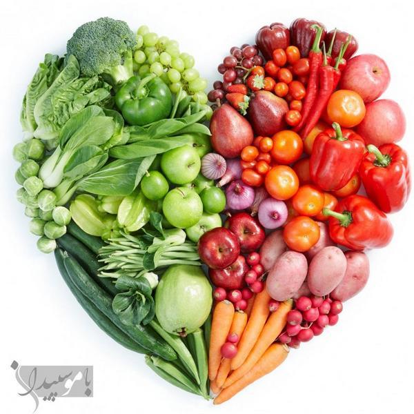 میوه های کنترل کننده فشار خون